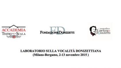 Online il bando per la masterclass Donizetti e Accademia della Scala
